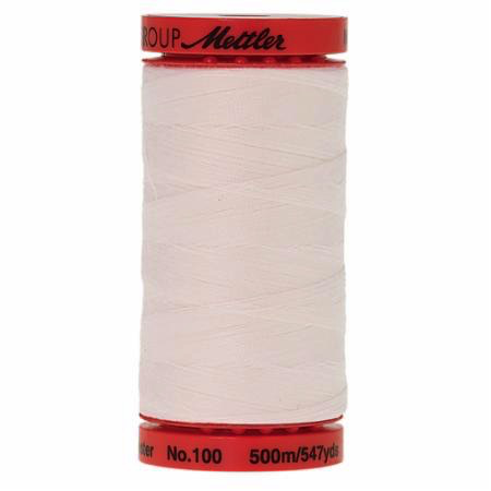 Mettler Solid All Purpose Thread 547 yards (assorted colors)