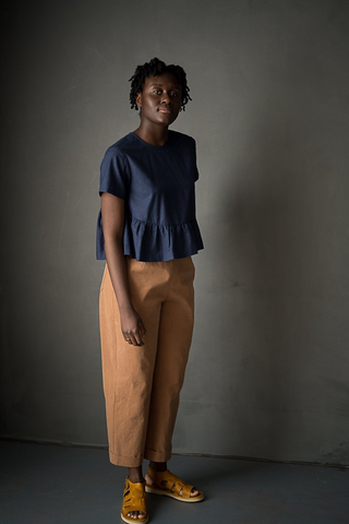 Merchant and Mills Eve Trousers Sewing Pattern