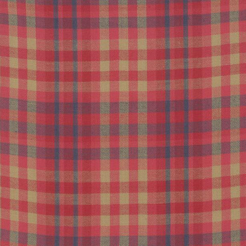 Northport Silky by Minick & Simpson Plaid Red Tan