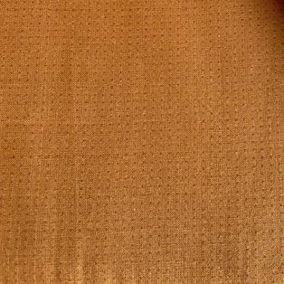 Woven Topstitch Spice 44""