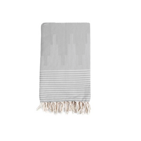 House of Rym Wrappers Delight Sur La Montagne Wrap Grey