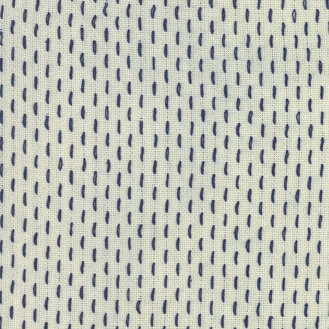French Sashiko by French General for Moda Pearl Indigo