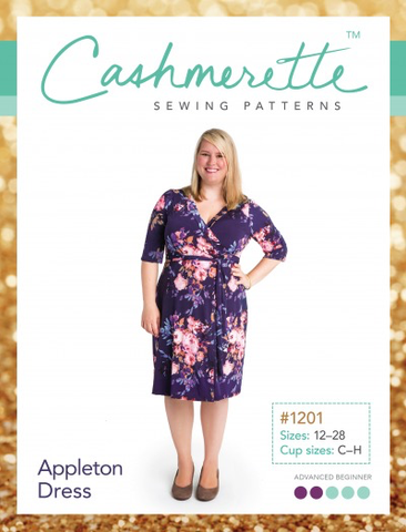 Appleton Dress Sewing Pattern by Cashmerette