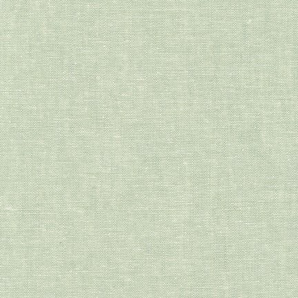 Robert Kaufmann Essex Yarn Dyed Cotton/Linen Seafoam