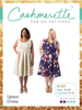 Upton Dress Sewing Pattern by Cashmerette