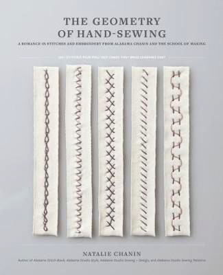 The Geometry of Hand-Sewing by Natalie Chanin