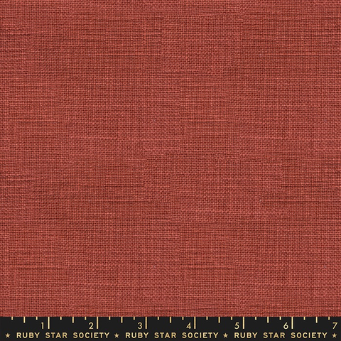 Alexia Abegg for Ruby Star Society Warp & Weft Chore Coat Persimmon