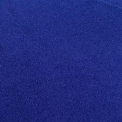 100% Wool Coating Blueberry (Made in the USA) 55""