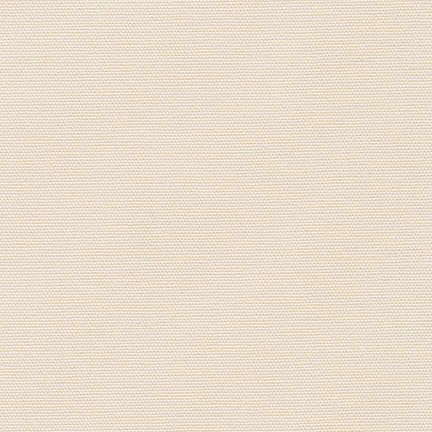 Robert Kaufman Big Sur Cotton Canvas Ivory