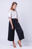 Named Patterns Ninni Elastic Waist Culottes Sewing Pattern