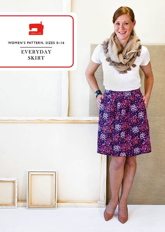 Liesl + Co. Everyday Skirt Sewing Pattern