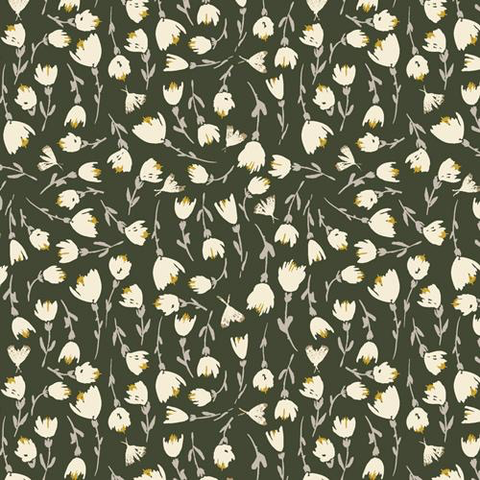 The Open Road by Bonnie Christine/AGF Studio Rayon Discovered Foliage Green 58""