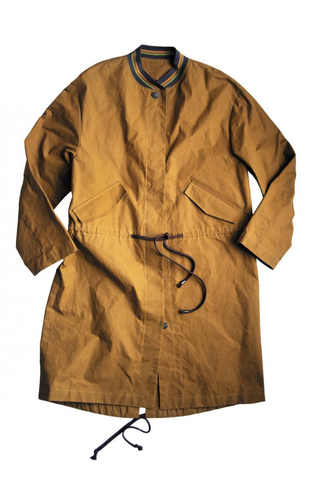 Merchant and Mills The TN31 Parka Sewing Pattern