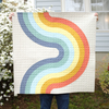 Looper Quilt Pattern by Miss Make