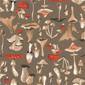 Natural History by Rae Ritchie Mushrooms Praline
