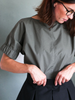 Cuff Top Sewing Pattern by The Assembly Line