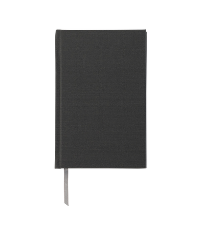 Appointed Day Book Charcoal Gray