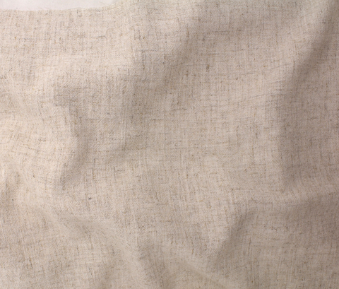 Viscose/Linen Blend Noil Natural 51""