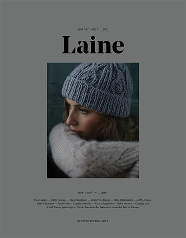 Laine Magazine Issue 4 Winter/Spring 2018