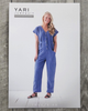 The Yari Jumpsuit Pattern by True Bias