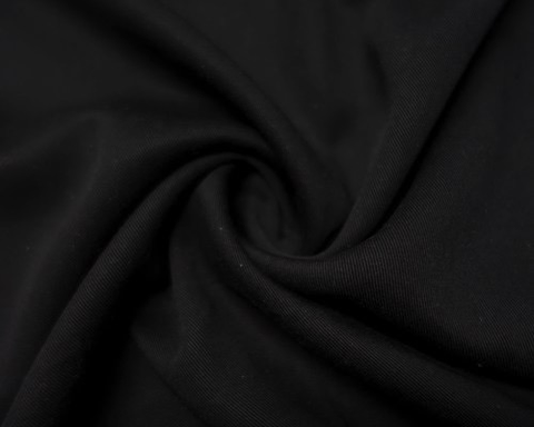 Midweight Tencel Twill Black 57""