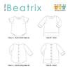 Made by Rae Beatrix Top Sewing Pattern