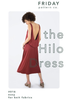 Friday Pattern Company Hilo Dress Clothing Pattern
