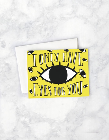 Idlewild Co. Eyes For You Card