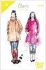 Closet Case Patterns Clare Coat Sewing Pattern