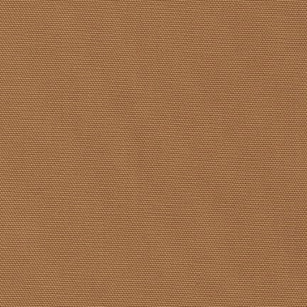 Robert Kaufman Big Sur Cotton Canvas Chestnut