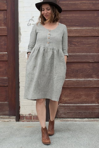 Sew Liberated Hinterland Dress Sewing Pattern
