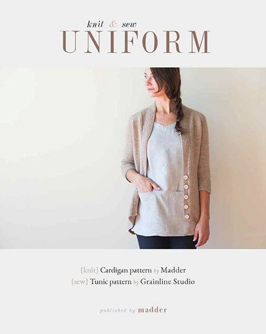 Uniform- Knit & Sew by Madder and Grainline Studio