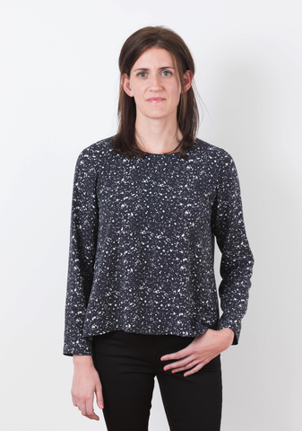 The Hadley Top Sewing Pattern by Grainline Studio (Printed)