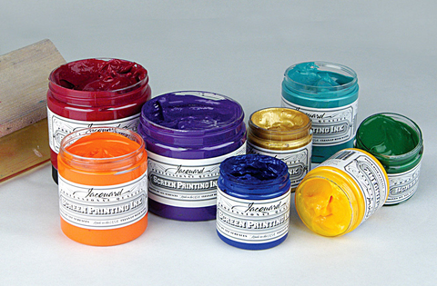 Jaquard Screen Printing Ink (choose your color)