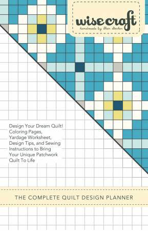 Complete Quilt Design Planner by Wisecraft