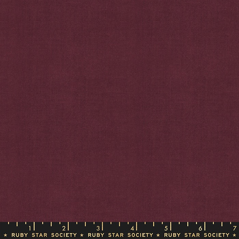 Alexia Abegg for Ruby Star Society Warp & Weft Cross Weave Wine