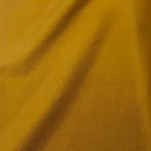Kiyohara Dyed Twill Mustard Yellow