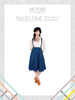 Victory Patterns Madeleine Skirt Sewing Pattern