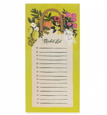 Rifle Paper Co. Farmer's Market Pad