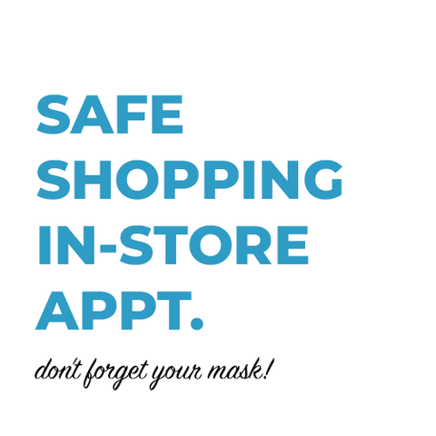Safe Shopping Appointment