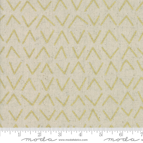 Zen Chic Chill Mochi Linen Gold Points