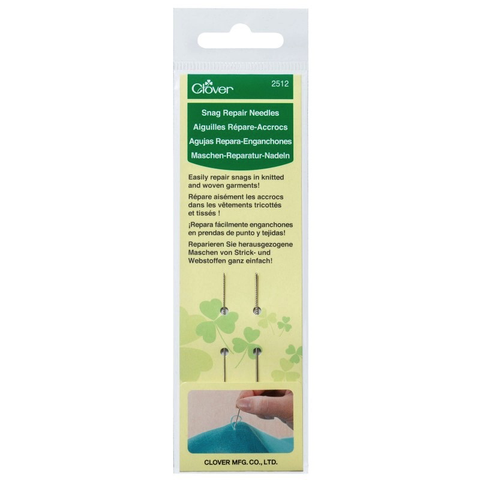 Clover Snag Repair Needles