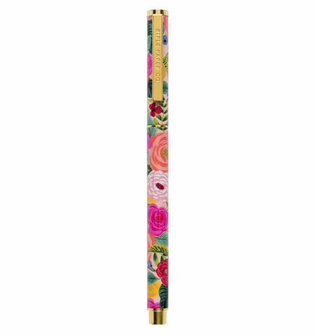 Rifle Paper Co. Everyday Writing Pen Juliet Rose with Black Ink