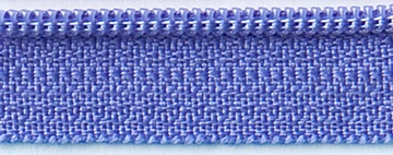 "Atkinson Design Zipper 14"" Periwinkle"
