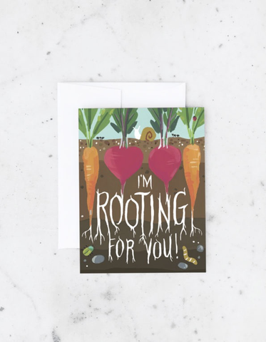 Idlewild Co. Rooting For You Card