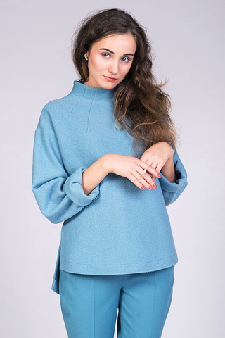 Named Patterns Talvikki Sweater Sewing Pattern