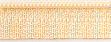 "Atkinson Design Zipper 14"" Buttercream"