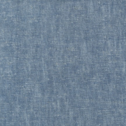Robert Kaufman Brussels Washer Yarn Dye Chambray 52""