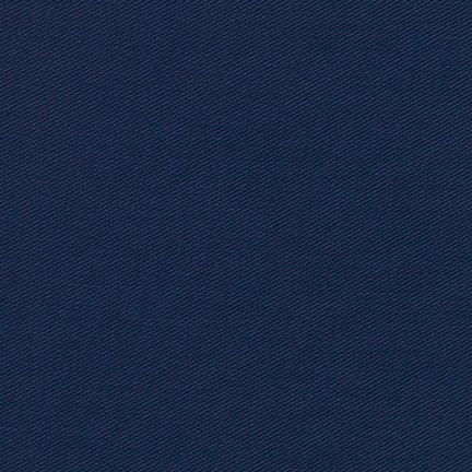 Robert Kaufman Ventana Twill Navy
