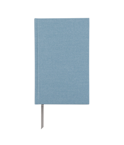 Appointed Day Book Chambray Blue